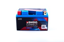 SHIDO Batterie Lithium-Ion Connect LTZ10S-CNT