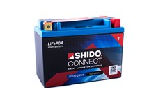 SHIDO Batterie Lithium-Ion Connect LTX20-Q-CNT