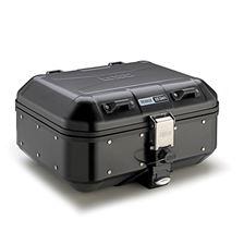 GIVI DLM30 Trekker Dolomiti topcase ou valise noir aluminium