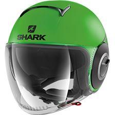 SHARK Nano Street-Neon Mat Vert-Noir-Noir GKK