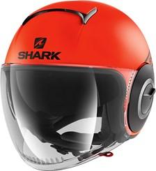 SHARK Nano Street-Neon Mat Orange-Noir-Noir OKK