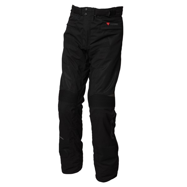MODEKA Breeze Pants Noir Taille courte