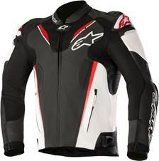 ALPINESTARS Atem V3 Jacket Noir-Blanc-Rouge Fluo