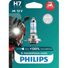 PHILIPS H7 X-tremeVision+ Moto