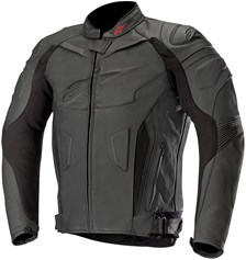 GP Plus R V2 Jacket Zwart-Zwart