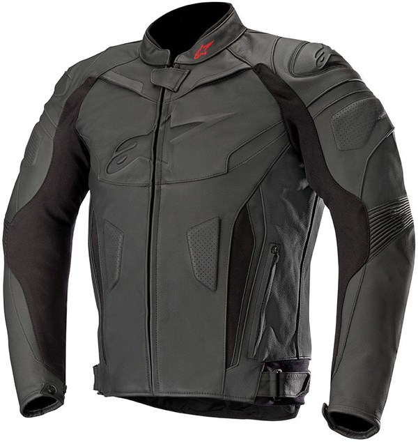 ALPINESTARS GP Plus R V2 Jacket Noir-Noir