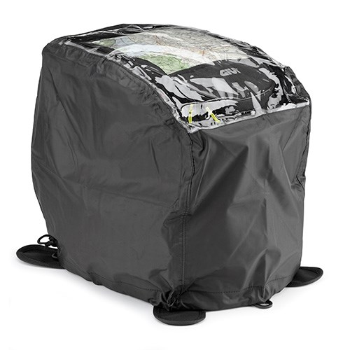 GIVI Regenhoes voor EA103B Zwart