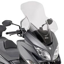 GIVI Verhoogd transparant windscherm - ST D3115ST