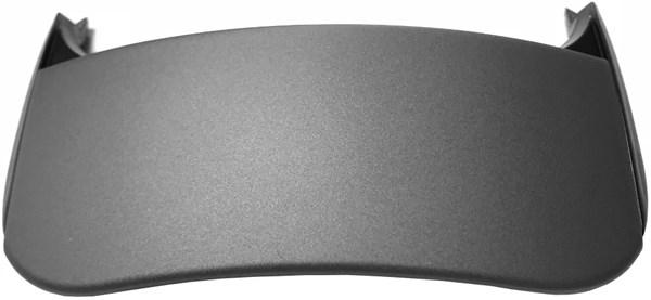 SHARK Nano/Drak/Street-Drak/Vantime/Vancore Topvent. Mat zilver SMA