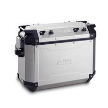 GIVI OBKN37 Trekker Outback valise Aluminium (droite)