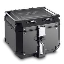 GIVI OBKN42 Trekker Outback top case Aluminium Noir