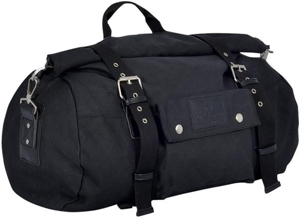 OXFORD Roll-Bag Heritage 50l Zwart