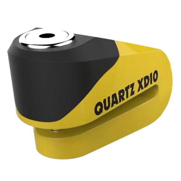 OXFORD Quartz XD10 Geel-Zwart