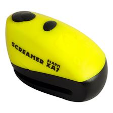 OXFORD Screamer XA7 Alarm Jaune-Noir mat