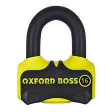 OXFORD Boss 16 Noir-Jaune