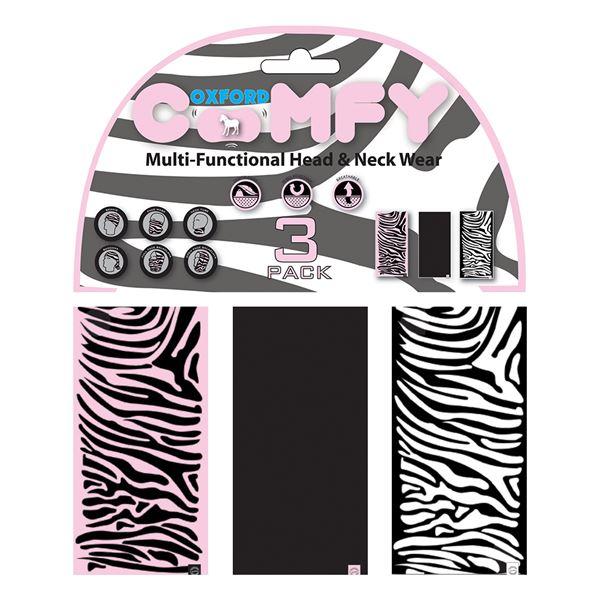 OXFORD Comfy - (3 pièces) Zebra