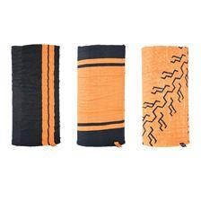 OXFORD Comfy (3 pièces) Orange-Noir