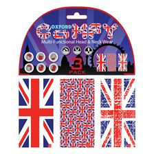 OXFORD Comfy (3 pièces) Union Jack