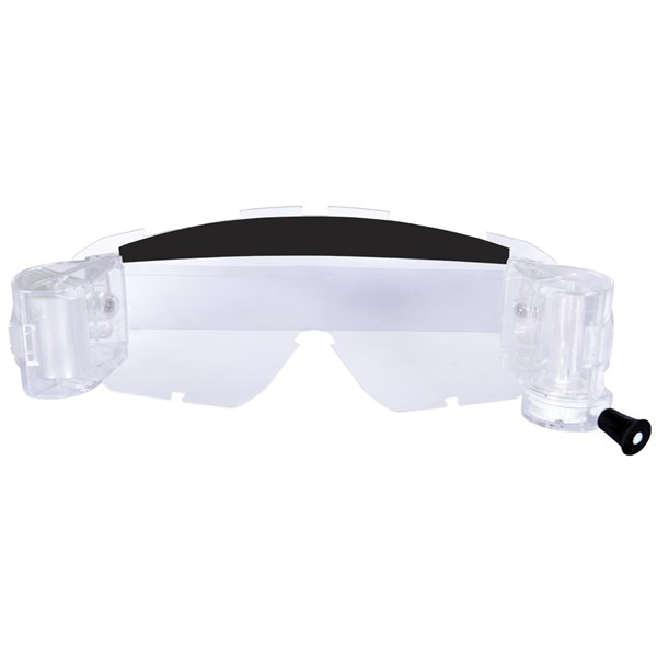 OXFORD Lentille Roll-Off Assault Pro Transparent