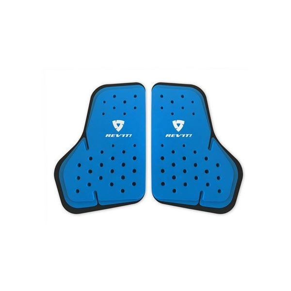 REV'IT! Borstprotectorset Seesoft Type B Blauw