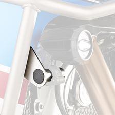 GIVI Kit de montage pour spotlights S310 ou S322 LS1161OX