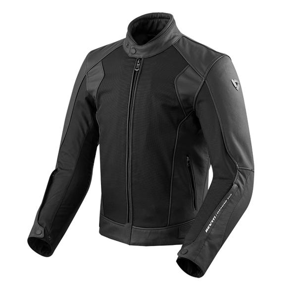 REV'IT! Ignition 3 jacket Zwart