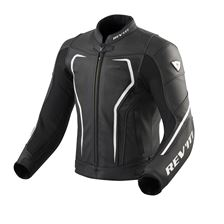 REV'IT! Vertex GT jacket Noir-Blanc