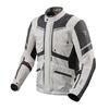 REV'IT! Neptune 2 GTX Jacket Zilver-Zwart