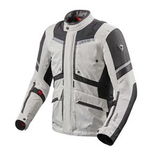 REV'IT! Neptune 2 GTX Jacket Zilver-Zwart