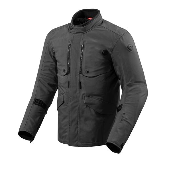 REV'IT! Trench GTX Jacket Noir