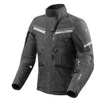 REV'IT! Poseidon 2 GTX Jacket Noir