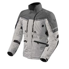 REV'IT! Poseidon 2 GTX Jacket Argent-Anthracite