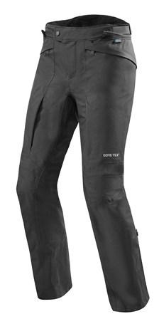 REV'IT! Globe GTX Pants Zwart kort