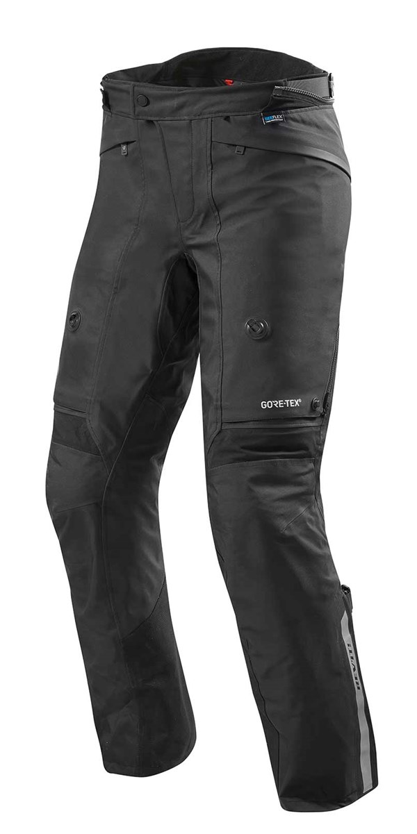 REV'IT! Poseidon 2 GTX Pants Noir longues