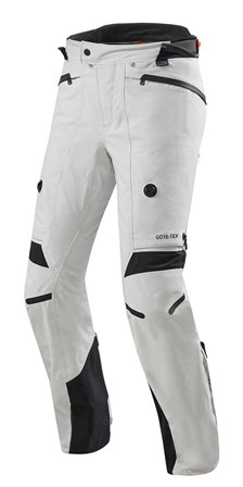 REV'IT! Poseidon 2 GTX Pants Argent-Noir courtres