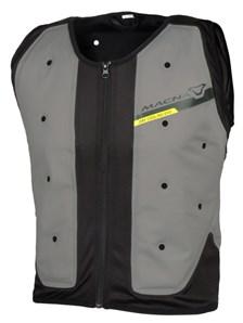 MACNA Dry cooling vest Evo Grijs