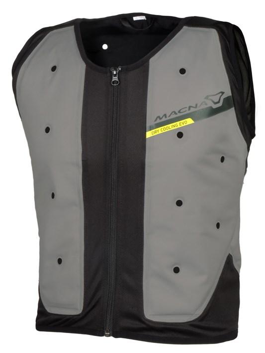 MACNA Dry cooling vest Evo Gris