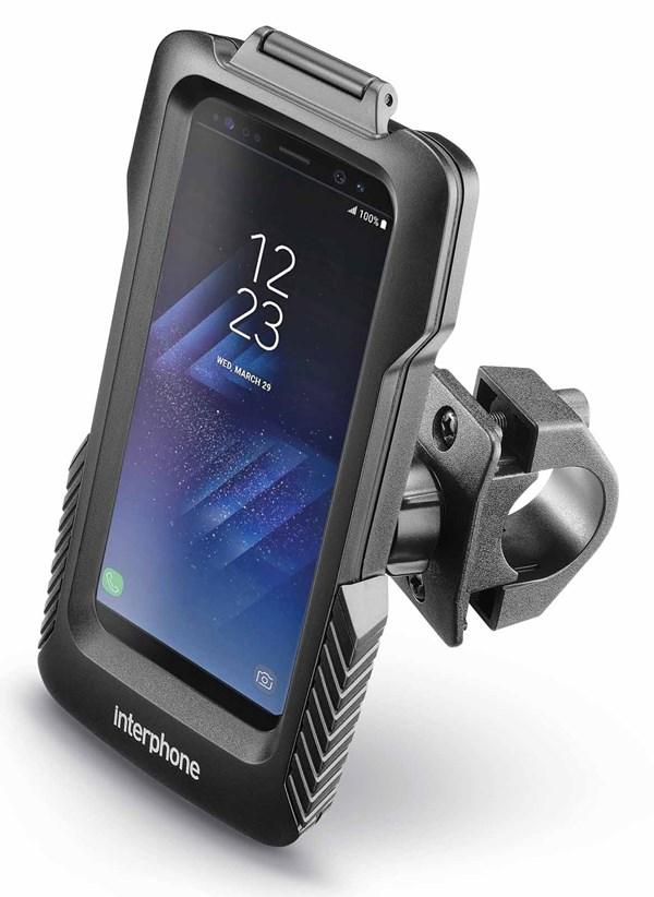 INTERPHONE Samsung Galaxy S8 houder moto