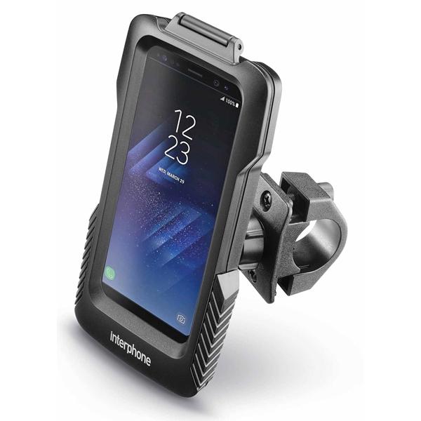 INTERPHONE Porteur Samsung S8 moto