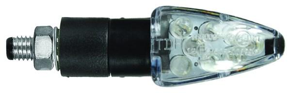 CHAFT Focus (per paar) Zwart met fumé lens