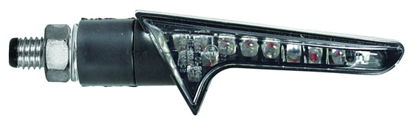 CHAFT Right (per paar) Zwart met transparante lens