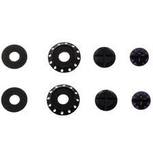LS2 MX436 kit visière penne Noir