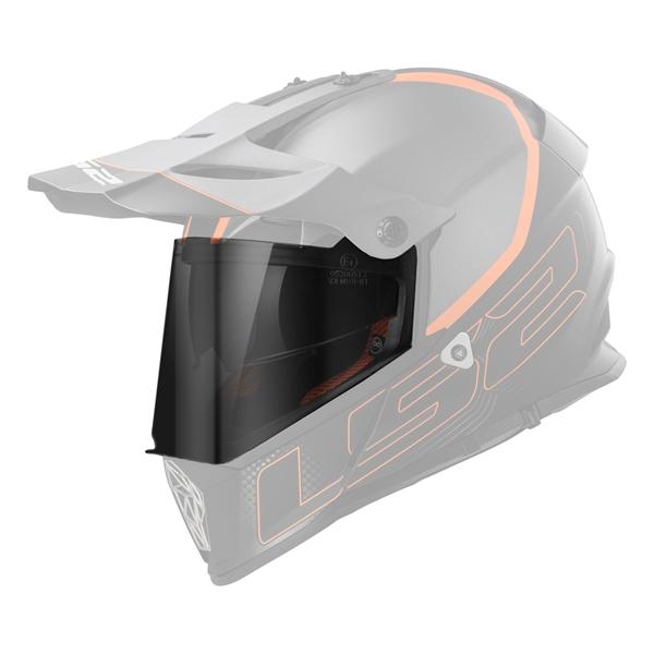 LS2 Vizieren MX-MHR-81 Getint