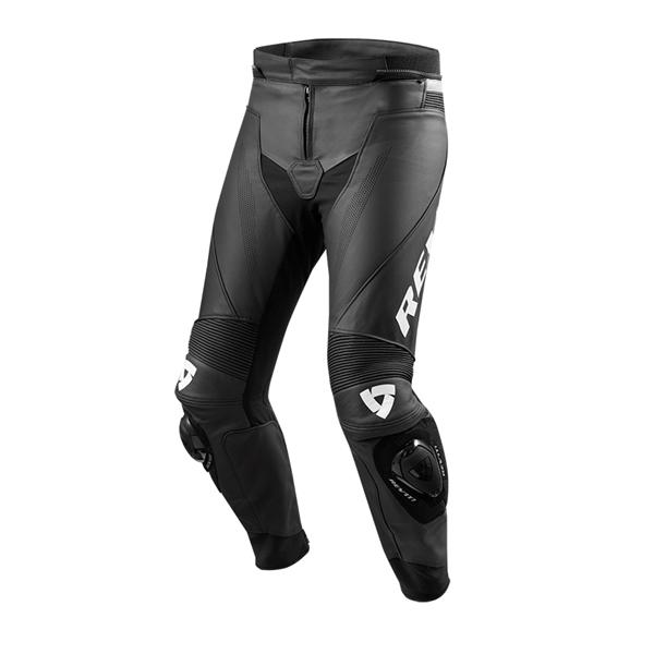 REV'IT! Vertex GT pants Zwart-Wit kort