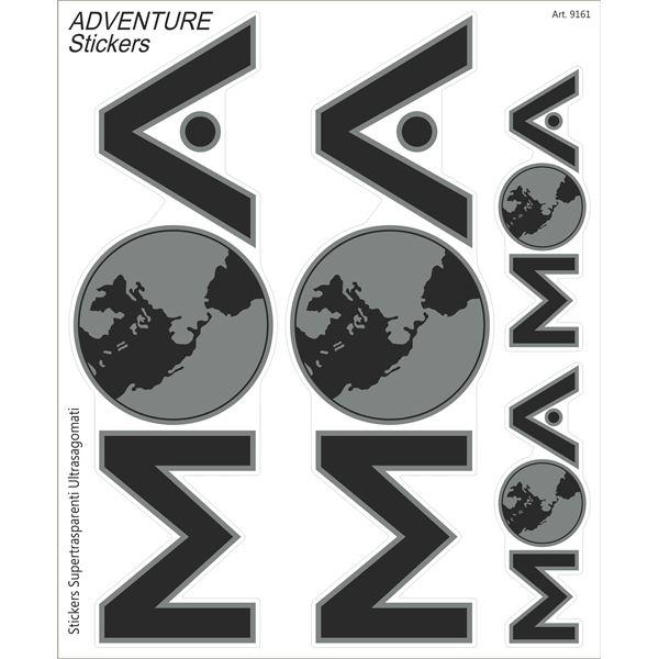 BOOSTER Adventure sticker MOA