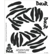 BOOSTER Adventure sticker Dakar