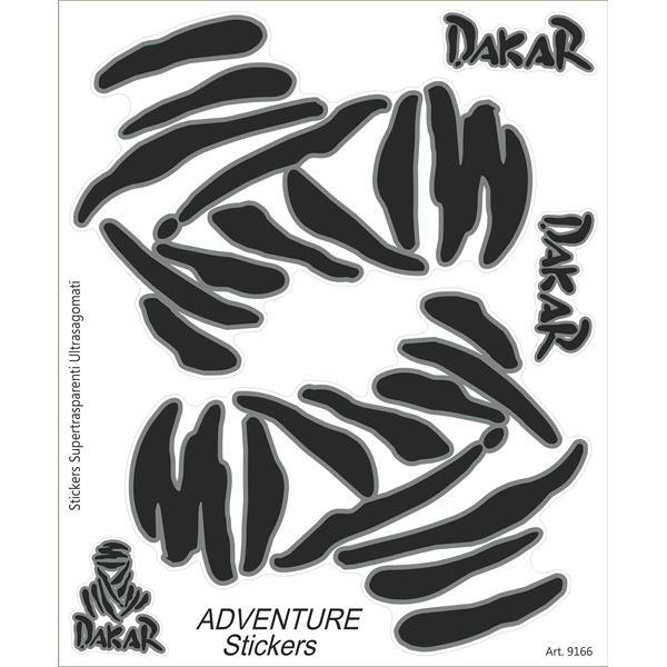 BOOSTER Adventure sticker Dakar