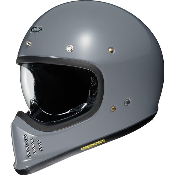 SHOEI EX-Zero Basalt grijs