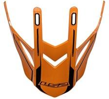 LS2 MX437 klep oranje-zwart Core