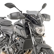 GIVI Windscherm - Naked bike - A A2140